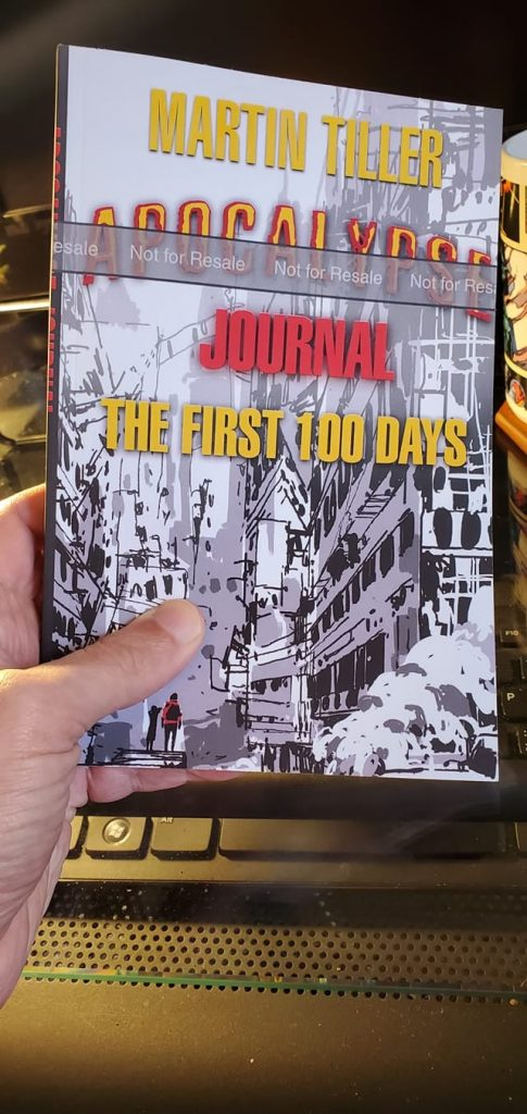 Apocalypse Journal First Paperback